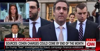 'Michael Cohen's Worst Nightmare' Has Come True