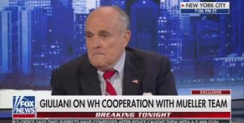 Giuliani Turns To Fox News To Clean Up 'Truth Isn't Truth' Remarks