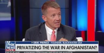 Erik Prince Promotes Privatizing Afghanistan War To Trump On Fox And Friends
