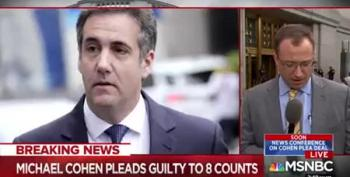 Michael Cohen Pleads Guilty To Stormy Daniels And Karen McDougal Payoffs