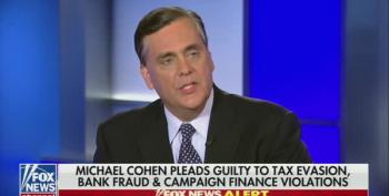 Turley: Cohen Case May Mean Trump Is An 'Unindicted Co-Conspirator'