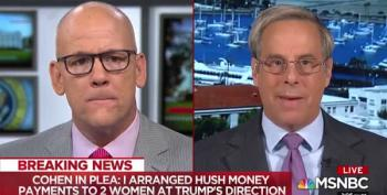 John Heilemann: Call Trump's Actions What They Are: High Crimes And Misdemeanors