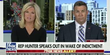 Duncan Hunter Denies All Wrongdoing