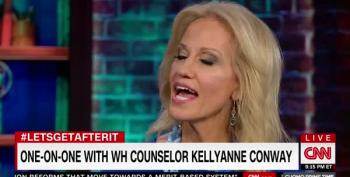 Cuomo Tells Kellyanne Conway To 'Go To Fox' If She's Going To Lie