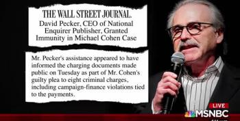 AP: National Enquirer's David Pecker Kept The Trump Dirt In A Safe