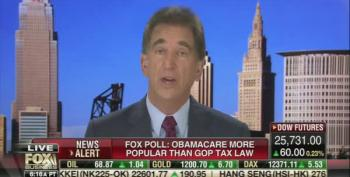 Rep. Congressman Says Ohioans Are Happy To Have Extra Money To Fix Their Refrigerator