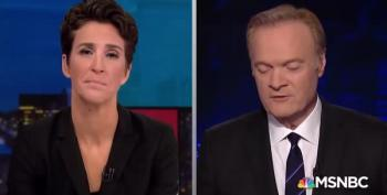 Rachel And Lawrence:  Trump Is Screwed By The Cohen Payoff Either Way