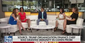 'Outnumbered' Panel Melts Down After Juan Williams Mentions Cohen-Trump Recording