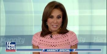 Jeanine Pirro Gushes Over Trump's 'Peace Through Strength' With Dictators