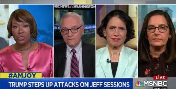 AM Joy Panel: What Happened To Lindsey Graham?