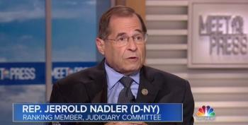 Rep. Jerrold Nadler: Congress Is Supposed To Be A Check And Balance On The President