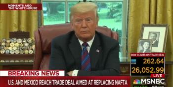 CNBC Ron Insana Explains Trump Did Not Strike A Real Trade Deal With Mexico