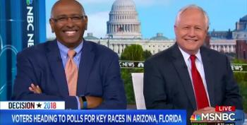 Michael Steele Doesn't Sugarcoat It: 'You Get To Stupidland On The Trump Train'