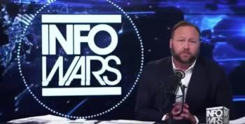 Alex Jones Downplays Embarrassing Moment: 'Everybody Has Had Porn Pop Up On Their Phone'