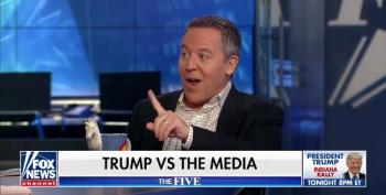Greg Gutfeld: Trump's White House Is An 'Alternative Fox Show'