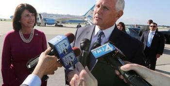 Pence In Milwaukee To Stump For Vukmir