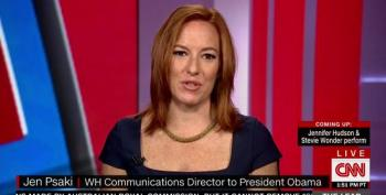 Jen Psaki Says Out Loud What Everyone Assumed: Trump Leaked His Own Comments