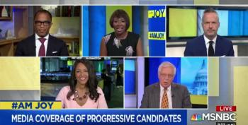 AM Joy Panel Breaks Away From Media's Obsession With Tearing Down Dems