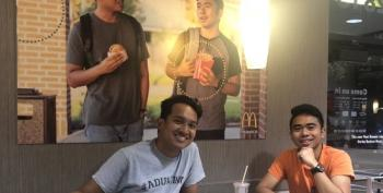 How Two Asian Guys Became McDonald's Poster Boys