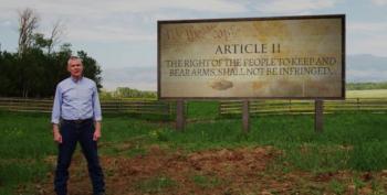 Montana Republican's Confused Second Amendment Ad