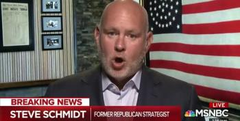 Steve Schmidt: 'We Would Have Intervened' To Remove Sarah Palin