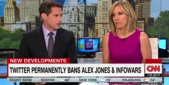 John Berman: If Only There'd Been Some Sign That Alex Jones Was A Kook