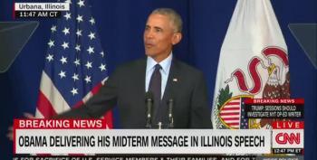 Obama:  'Nazis Are Bad'