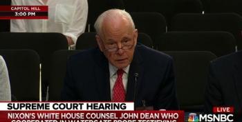 John Dean: Lies 'Haunted' Rehnquist And Thomas, They'll Get Kavanaugh Too