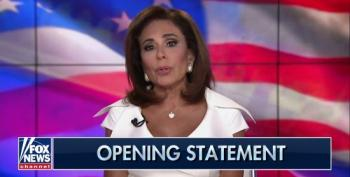 Fox's Jeanine Pirro: Obama Is The Reason Trump Is President