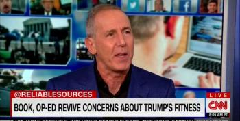Trump Ghost Writer: You Don't Need To Be A Doctor To Know Someone Who Tells 6000 Lies Is Unstable