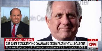 Les Moonves Steps Down As Head Of CBS As Accusations Mount--UPDATED