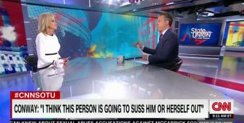 Jake Tapper: Trump Wants To Out Op-Ed Writer So He Can Destroy Them