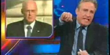 Jon Stewart Mocks Henry Paulson For Adopting The 'Japanese Solution' To Rescue Banks