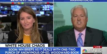Katy Tur Slaps Matt Schlapp With Reality About Trump