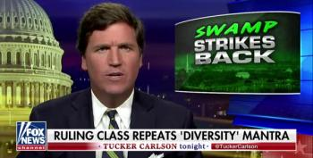 Tucker Carlson Congratulates Himself For 'Honesty' In His Expressed Racism
