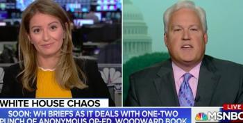 Matt Schlapp Triggered By Tur: 'Only 32 Percent Find Trump Honest'