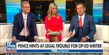 Brian Kilmeade: 'It's Natural' For Trump To Want To Assassinate Foreign Leaders