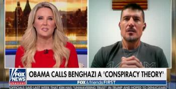 Fox News Rolls Out Red Carpet For Kris Paronto After He Threatens Obama