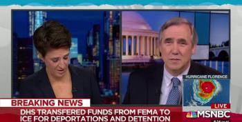 BREAKING: Trump Moved $10 Million OUT Of FEMA And INTO ICE