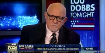Ed Rollins Actually Makes Trumps Puerto Rico Death-er Tweets Worse