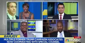 AM Joy Panelists Agree On Mueller's Next Target