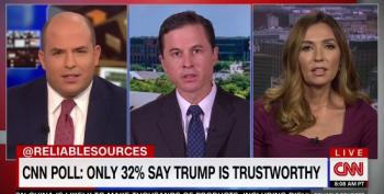 CNN Panel Discusses The Dangers Of Our 'Conspiracy Theorist In Chief' Trump