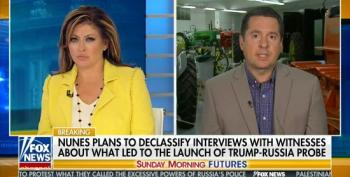 Devin Nunes: Ten To Twenty Percent Of Americans Have 'Drank The Russia Kool-Aid'