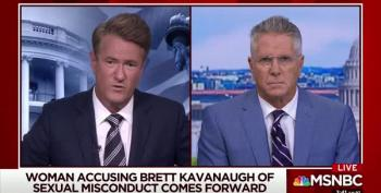 Donny Deutsch Says Republicans Risk A Death Spiral Over Kavanaugh