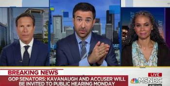 FBI Won't Investigate Kavanaugh Allegations Without White House Consent