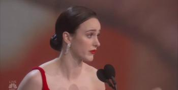 Rachel Brosnahan's Emmy Speech Urges Women To 'Find Their Voice' And Vote