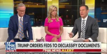 Fox And Friends: 'It's Not Opinion - It's Fact' Intelligence Agencies Tried To Destroy Trump