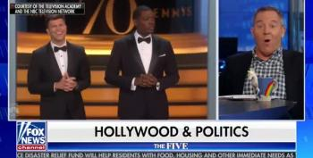 Greg Gutfeld: People Offended By Emmys Jesus Joke Are Snowflakes