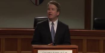 Brett Kavanaugh: 'What Happens At Georgetown Prep, Stays At Georgetown Prep'
