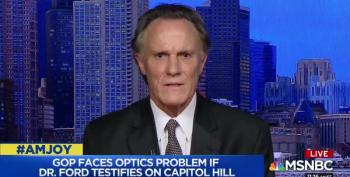 Frank Schaeffer: Republicans Are 'Party Of Misogyny, Abuse, Fondling, Groping'